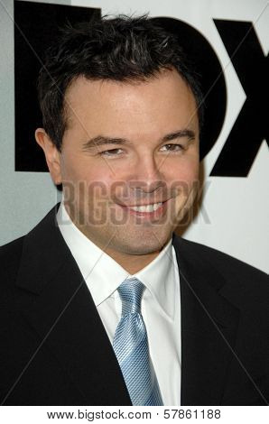 Seth Macfarlane  at the FOX Winter All-Star Party. My House, Los Angeles, CA. 01-13-09