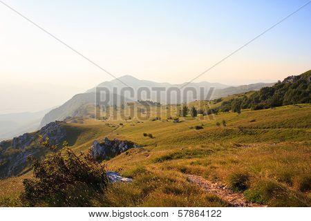 Nanos Mountain, Slovenia