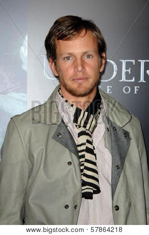 Kip Pardue at the World Premiere of 'Underworld Rise of the Lycans'. Arclight Hollywood, Hollywood, CA. 01-22-09