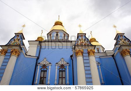 St. Michael's Cathedral In Kiev, Ukraine