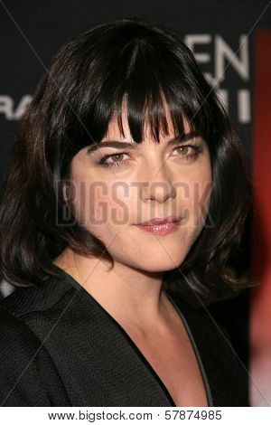 Selma Blair at the Los Angeles Special Screening of 'Fanboys'. Clarity Screening Room, Beverly Hills, CA. 02-03-09