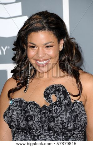 Jordin Sparks at the 51st Annual GRAMMY Awards. Staples Center, Los Angeles, CA. 02-08-09