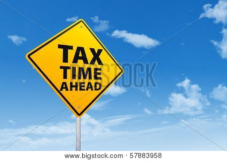 Tax Time Ahead