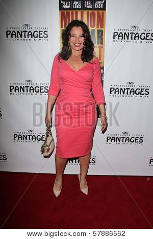 Fran Drescher at the Opening Night Of
