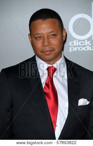 Terence Howard  at the 2008 American Musica Awards. Nokia Theatre, Los Angeles, CA. 11-23-08