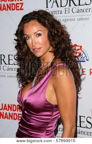 Sofia Milos  at the 8th Annual Padres Contra El Cancer's 'El Sueno De Esperanza' Benefit Gala. Hollywood and Highland Grand Ballroom, Hollywood, CA. 10-07-08