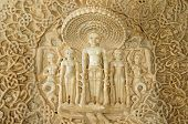 India, Jain Temple In Ranagpur,