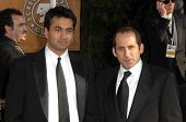 Kal Penn and Peter Jacobson at the 15th Annual Screen Actors Guild Awards. Shrine Auditorium, Los An