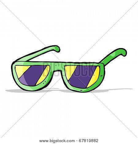cartoon x ray spectacles