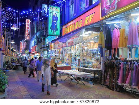 Little India Kuala Lumpur Malaysia
