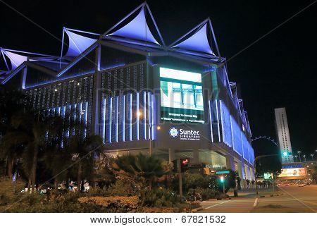 Modern architecture building Singapore