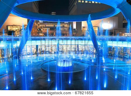 Suntec City Fountain of Wealth Singapore
