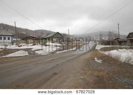 Vishnevogorsk village