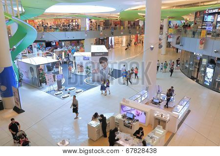 Vivo City Harbourfront shopping centre Singapore