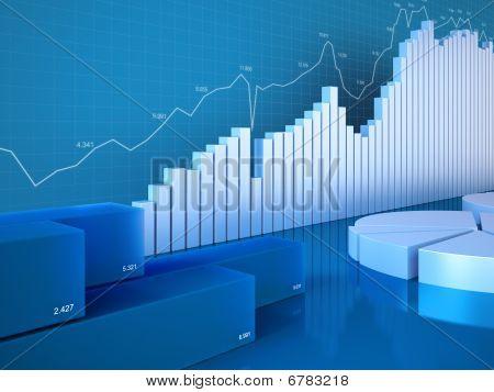 Gráficos de estatísticas