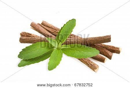 Stevia And Licorice