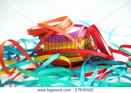 Tangle of Ribbons