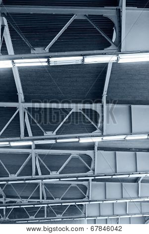Roof Of Industrial Building