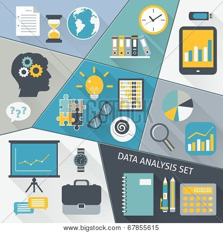 Data analysis flat set