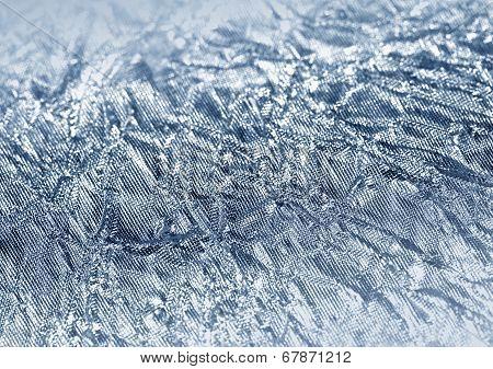 Silver Texture, Foil