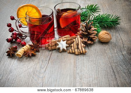 Delicious Mulled Wine
