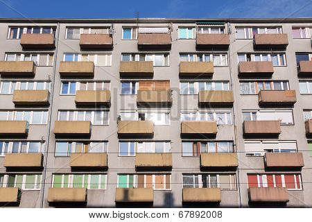 Wroclaw Apartment Building