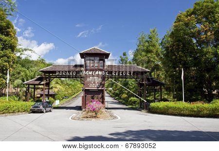 Borneo Highland Resort, Sarawak Borneo