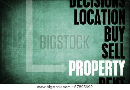 Property Core Principles as a Concept Abstract