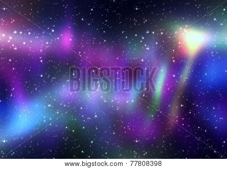 Magic Space Lights