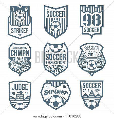 Soccer Emblems