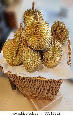 Large Durians