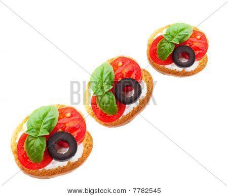 Italian Canapes