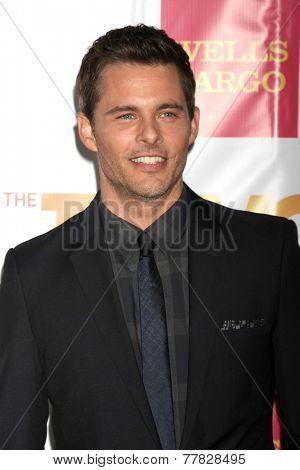 LOS ANGELES - DEC 7:  James Marsden at the