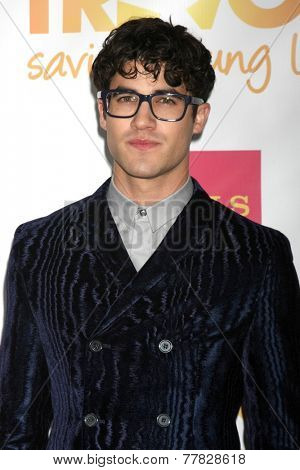 LOS ANGELES - DEC 7:  Darren Criss at the