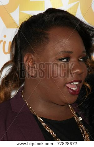 LOS ANGELES - DEC 7:  Alex Newell at the