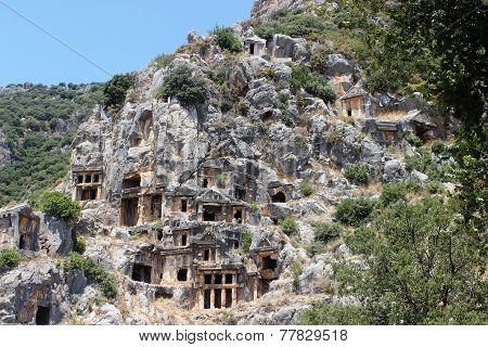 Ancient city Mira