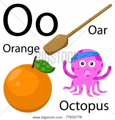 O alphabet