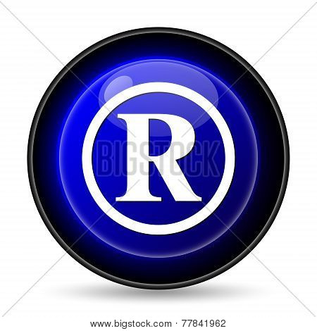 Registered Mark Icon