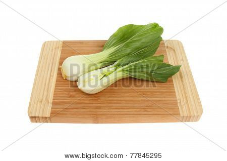 Pak Choi On Board