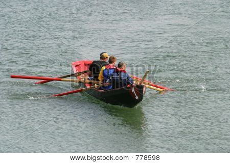 Aran Islands Rowing