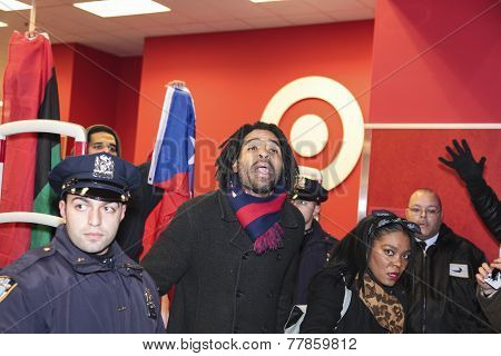 Shutting down the Target store