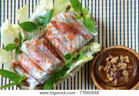 Vietnamese Food, Bo Bia
