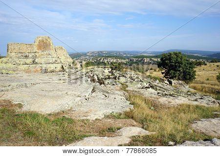 Rock Altar