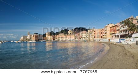 Sestri Levante, Panoramic View