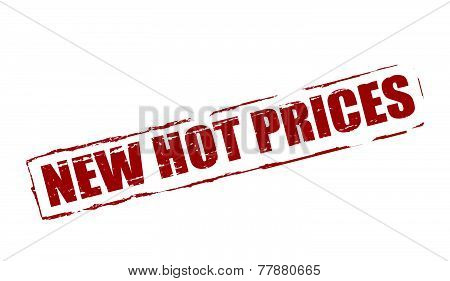 New hot price