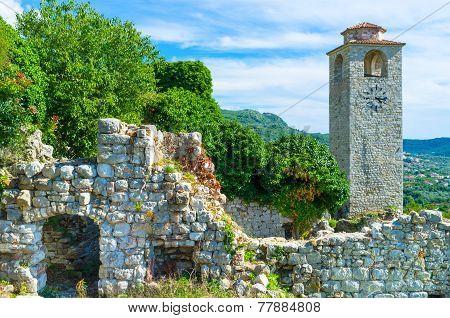 Tower Among The Ruins
