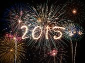 image of new year 2014  - New year - JPG