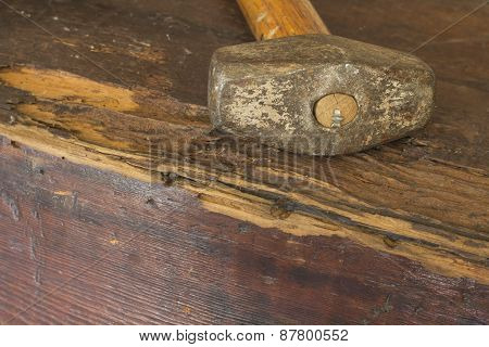 Small Sledge Hammer