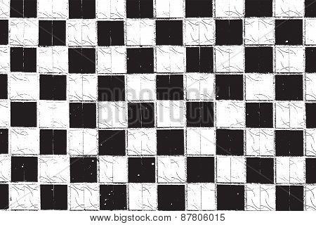 Checkered Grunge
