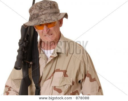 Old Soldier 21